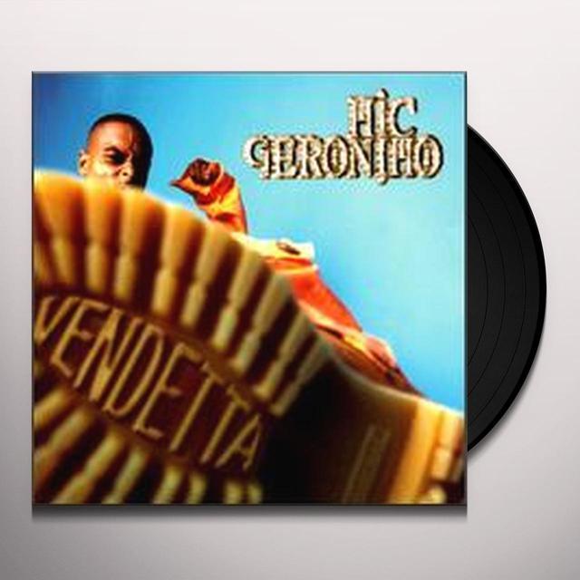 Mic Geronimo VENDETTA Vinyl Record