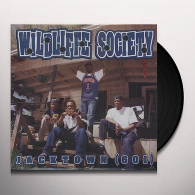 Wildliffe Society JACKTOWN (601) Vinyl Record