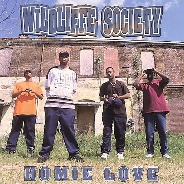 Wildliffe Society HOMIE LOVE Vinyl Record