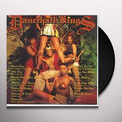 DANCEHALL KINGS / VARIOUS Vinyl Record