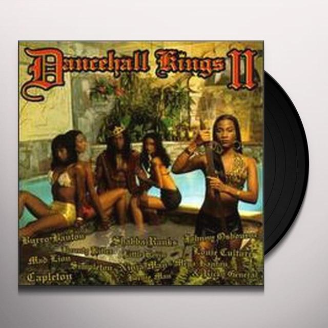 DANCEHALL KINGS 2 / VARIOUS Vinyl Record