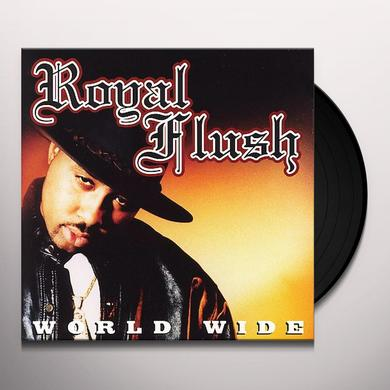 Royal Flush WORLD WIDE Vinyl Record