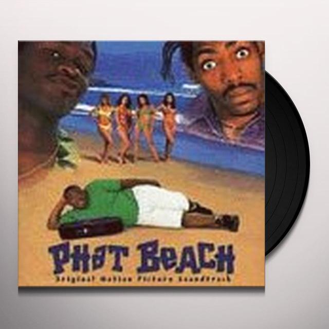 PHAT BEACH / O.S.T. Vinyl Record
