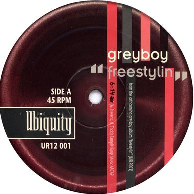 Greyboy FREESTYLIN Vinyl Record