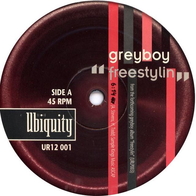 Greyboy FREESTYLIN Vinyl Record