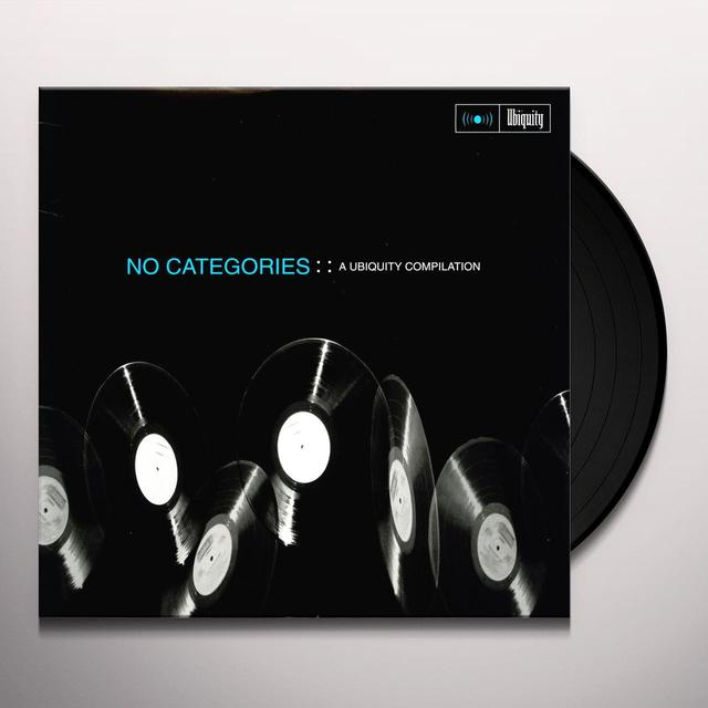 NO CATEGORIES - UBIQUITY COMP (DBL LP) / VARIOUS Vinyl Record
