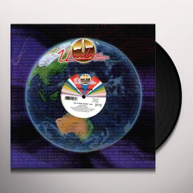 Carol Jiani HIT N RUN LOVER Vinyl Record - Canada Import