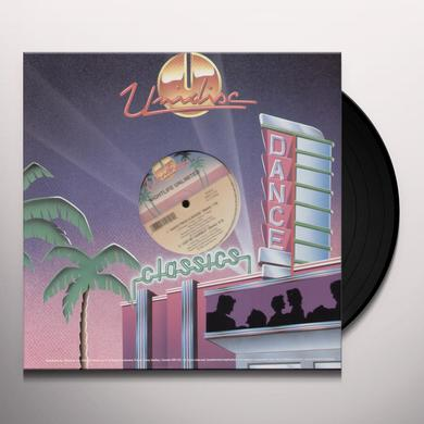 Nightlife Unlimited DISCO CHOO CHOO Vinyl Record - Canada Import