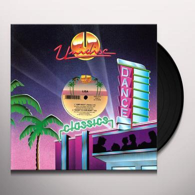 Lisa / Boys Town Gang JUMP SHOUT Vinyl Record