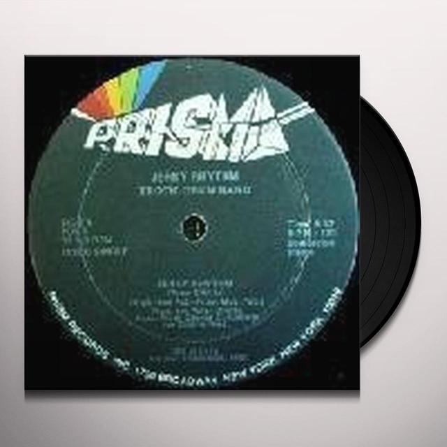 Erotic Drum Band LOVE DISCO STYLE Vinyl Record - Canada Import