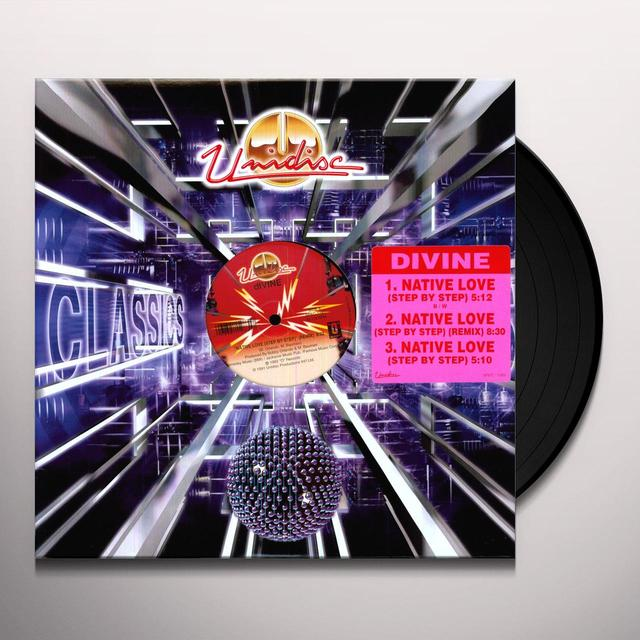 Divine NATIVE LOVE Vinyl Record - Canada Import