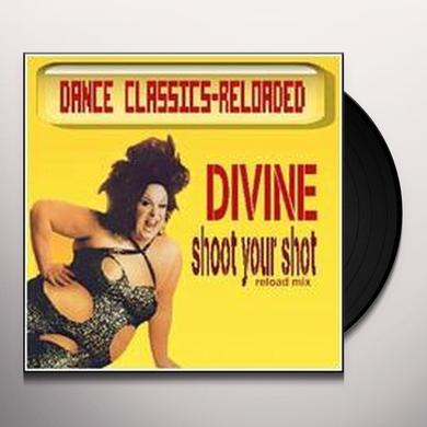 Divine SHOOT YOUR SHOT Vinyl Record - Canada Import