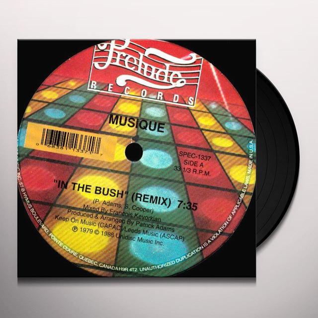 Musique IN THE BUSH Vinyl Record