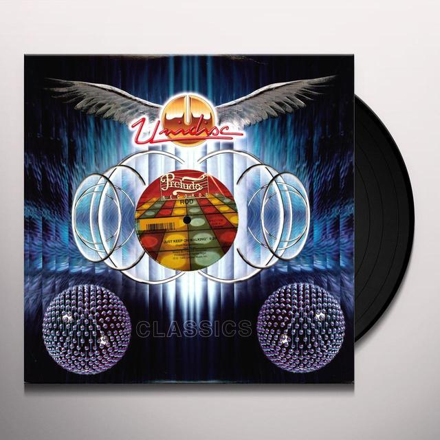Rod JUST KEEP ON WALKING Vinyl Record - Canada Import