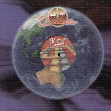France Joli HEART TO BREAK THE HEART Vinyl Record