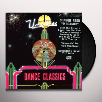 Sharon Redd BEAT THE STREET Vinyl Record - Canada Import