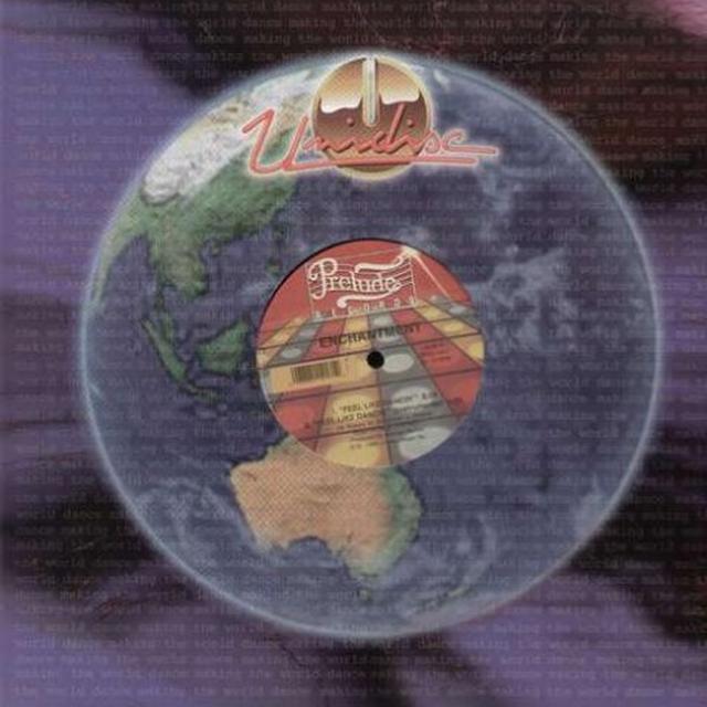 Enchantment FEEL LIKE DANCIN Vinyl Record