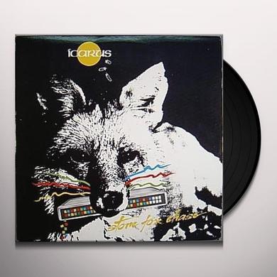 Icarus IN ZAIRE Vinyl Record