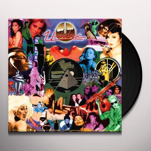 Patrick Cowley MEGATRON MAN Vinyl Record - Canada Import