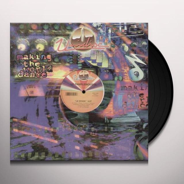 Le Pamplemousse LE SPANK Vinyl Record