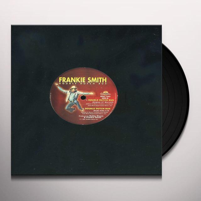 Frankie Smith DOUBLE DUTCH BUS Vinyl Record - Canada Import