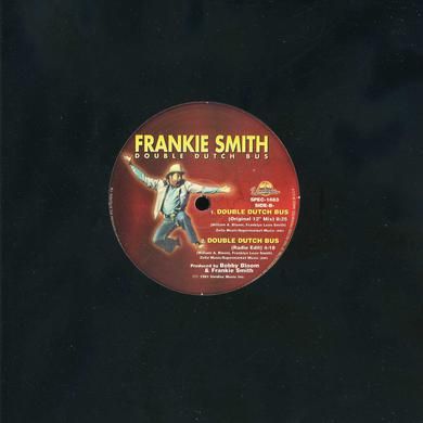 Frankie Smith DOUBLE DUTCH BUS Vinyl Record