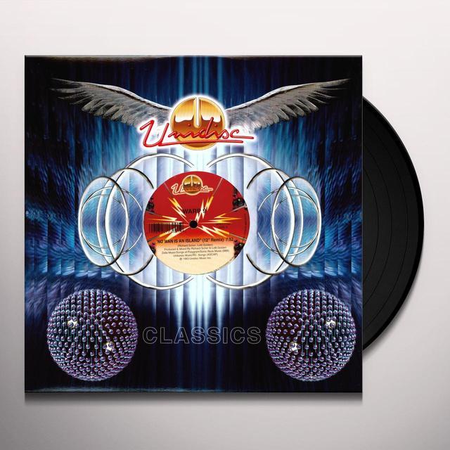 Warp 9 NO MAN IS AN ISLAND / LIGHT YEARS AWAY / NUNK Vinyl Record