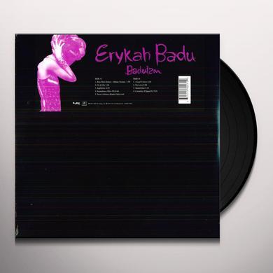 Erykah Badu BADUIZM Vinyl Record