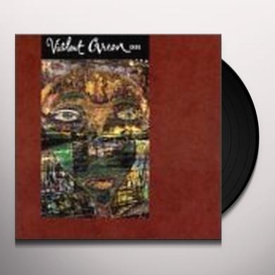 Violent Green EROS Vinyl Record