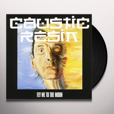 Caustic Resin FLY ME TO THE MOON Vinyl Record