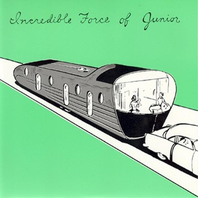 Incredible Force Of Junior BLUE CHEER Vinyl Record