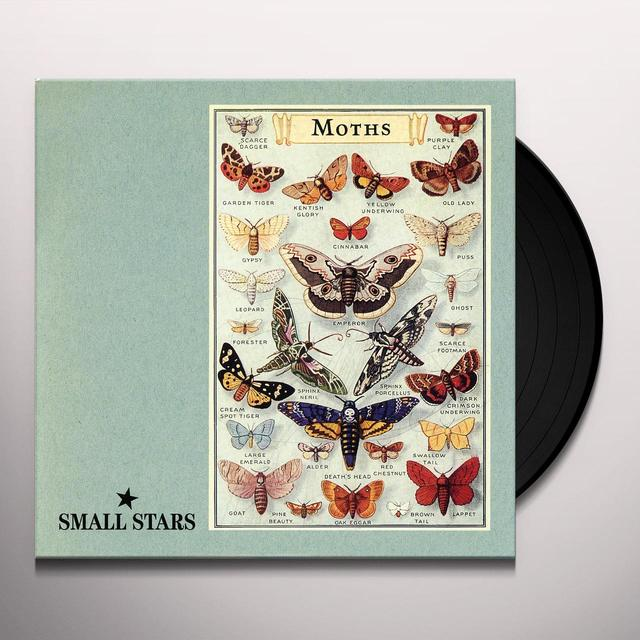Small Stars IT'S GETTING LATE / SANTA BARBARA Vinyl Record
