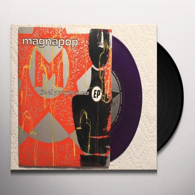 Magnapop FIRE ALL YOUR GUNS AT ONCE (EP) Vinyl Record