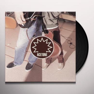 ACETONE Vinyl Record