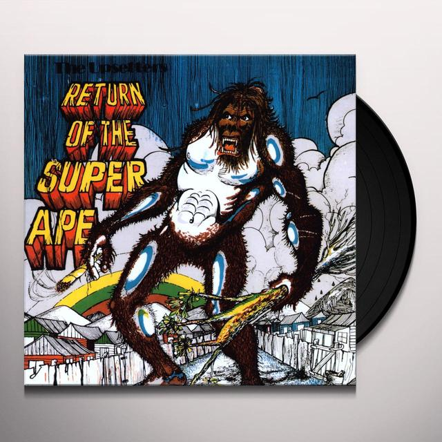 "Lee ""Scratch"" Perry RETURN OF THE SUPER APE Vinyl Record"