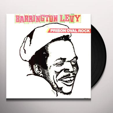 Barrington Levy PRISON OVAL ROCK Vinyl Record
