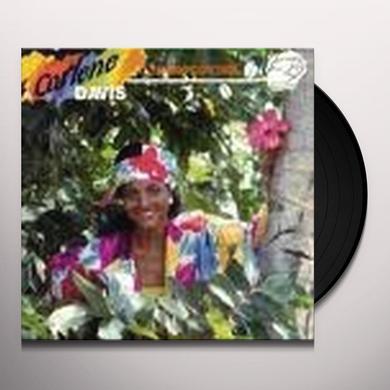 Carlene Davis TAKING CONTROL Vinyl Record