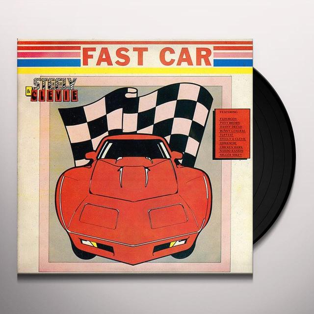 FAST CAR / VARIOUS Vinyl Record