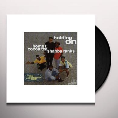 Shabba Cocoa Tea / Ranks HOLDING ON Vinyl Record