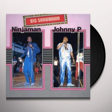 Ninjaman BIG SHOWDOWN Vinyl Record