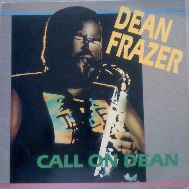 Dean Fraser CALL ON DEAN Vinyl Record