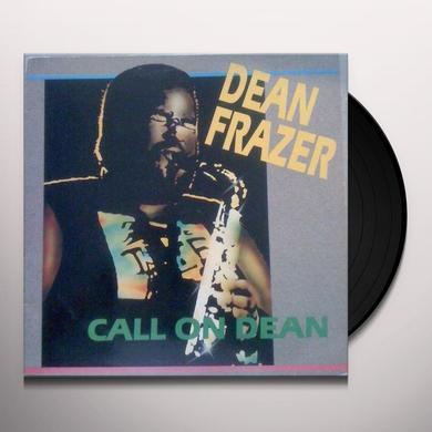 Dean Fraser CALL ON DEAN Vinyl Record