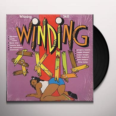 WHINING SKILL / VARIOUS Vinyl Record