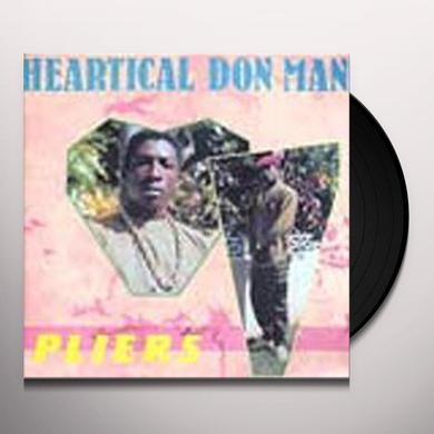 Pliers HEARTICAL DON MAN Vinyl Record