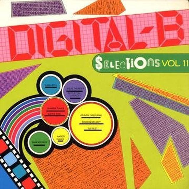 DIGITAL SELECT VOL 2 / VARIOUS Vinyl Record