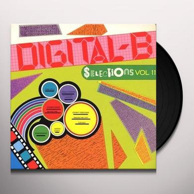 DIGITAL SELECT VOL 2 / VARIOUS Vinyl Record