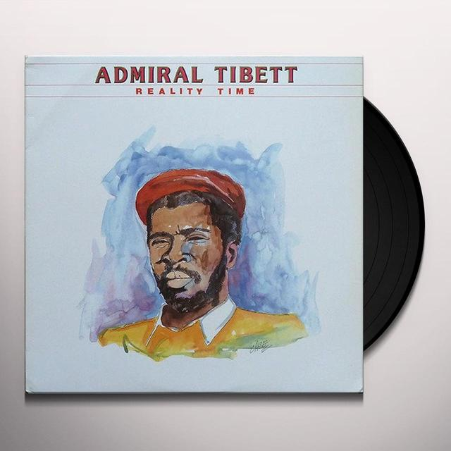 Admiral Tibett REALITY TIME Vinyl Record