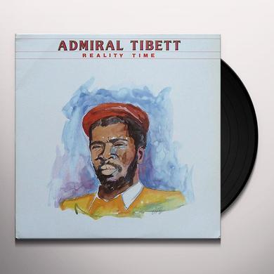 Admiral Tibett REALITY TIME Vinyl Record