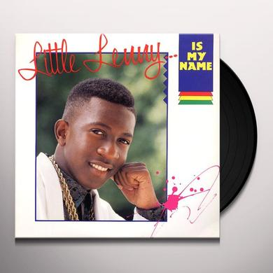 Little Lenny IS MY NAME Vinyl Record
