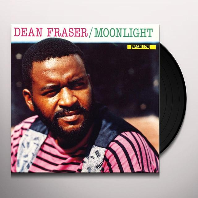 Dean Frazer MOONLIGHT Vinyl Record